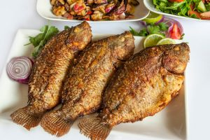 Fried Fish Dish