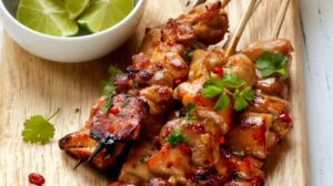 Asian Chicken Satay