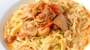 Khao Suey Dish